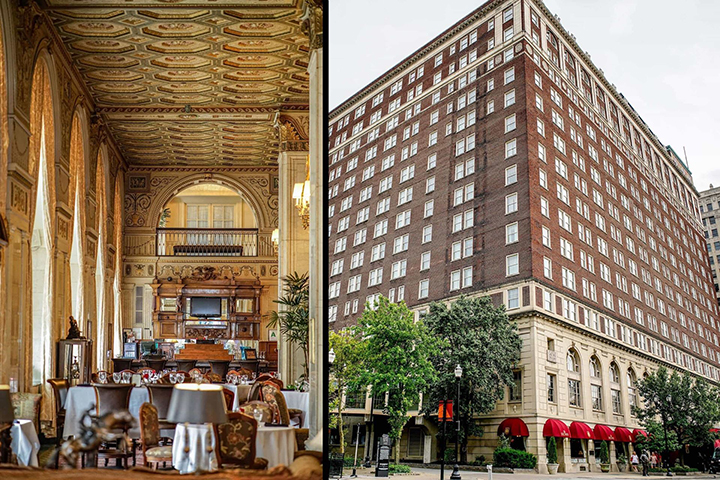 The Brown Hotel, Louisville, KY